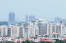 Thị trường căn hộ tại TP.HCM có diễn biến tích cực