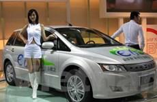 Thị trường ôtô Trung Quốc đang tăng trưởng mạnh