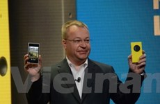 "Lumia 1020 sở hữu camera làm iPhone 5 ""hít khói"""