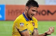 Giroud thăng hoa, Arsenal không cần thêm tiền đạo?