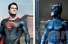 Superman đọ Batman