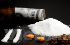 Indonesia: Thiệt hại do sử dụng ma túy tăng mạnh