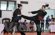 TP.HCM vô địch Pencak Silat Trẻ toàn quốc 2013