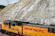 Louisiana: Tàu chở hóa chất trật bánh khỏi đường ray