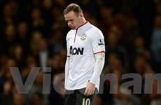 """Rooney bị """"đầy ải"""""""