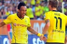 """Dortmund thăng hoa, Falcao đã """"nổ súng"""" cho Monaco"""