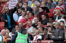 Wenger vòng vo sau thất bại, Moyes ca ngợi học trò