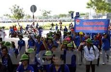 """10.000 người tham gia đi bộ """"Tiếp sức đến trường"""""""