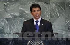 Tổng thống Madagascar bị bác bỏ tư cách tranh cử