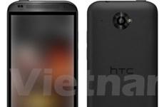 Hé lộ hình ảnh và cấu hình smartphone mới của HTC