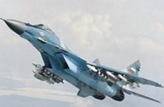 Không quân Nga-Pháp lần đầu tập trận chiến thuật