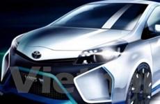 Toyota giới thiệu phiên bản đặc biệt của mẫu Yaris