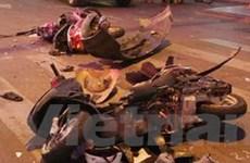 Ninh Thuận: Hai vụ tai nạn giao thông làm 3 người chết