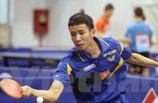 Việt Nam giành 1 HCĐ ở giải bóng bàn Cây vợt vàng