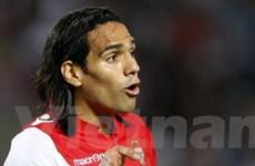 Kết quả bóng đá: Falcao lại giúp Monaco thăng hoa