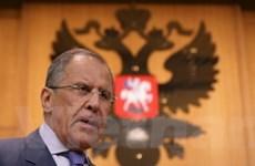 Nga cáo buộc phe đối lập Syria âm mưu kích động