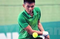 83 tay vợt hàng đầu dự Giải quần vợt quốc gia 2013