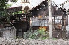 Gần 1.350 hộ dân bị thiệt hại ở vụ nổ kho pháo hoa