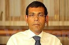 Maldives hoãn cuộc bầu cử tổng thống vào phút chót