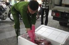 Hà Nội: Bắt giữ hơn 1 tấn nội tạng nhập lậu từ TQ