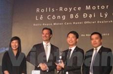 Rolls-Royce tới Việt Nam