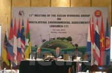 Hội nghị Nhóm công tác đa phương về môi trường