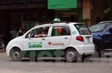 Tài xế taxi phải bươn chải tìm điểm đỗ xe ở Hà Nội
