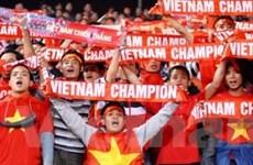 Sẵn sàng cho giây phút tuyển Việt Nam bừng sáng