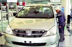 Sẽ kiểm tra dây chuyền lắp ráp của Toyota VN