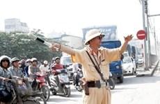 Phân luồng giao thông để phục vụ Hội nghị ADB