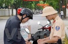 Bổ sung xử phạt với hành vi vi phạm giao thông