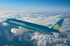 Vietnam Airlines hủy bay do ảnh hưởng bão số 2