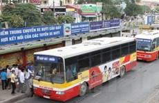 Hà Nội tăng cường xe buýt phục vụ thi ĐH, CĐ