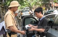 Thực hiện tăng mức xử phạt vi phạm giao thông