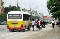 Giá cước cao, doanh nghiệp vận tải xe buýt thua lỗ