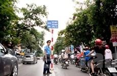 Phân làn giao thông: Hà Nội quyết làm đến cùng!