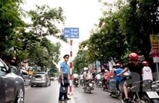 Phân làn giao thông: Hà Nội gặp nhiều khó khăn