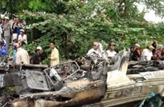 Tai nạn ở Bình Thuận: Sẽ xác minh cấp bằng lái xe