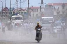 Ô nhiễm không khí đô thị do giao thông chiếm 70%