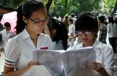 Số thí sinh thi đại học vi phạm bị xử lý tăng đột biến