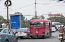 """Hà Nội: Khó xử lý tận gốc xe """"săn"""" khách dọc đường"""