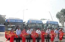 Hà Nội: Thêm hai tuyến xe buýt mới vào hoạt động