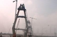 Cầu Nhật Tân có về đích đúng hẹn vào năm 2014?