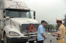 """Kiểm soát xe quá tải: DN """"găm"""" xe """"trốn"""" trạm cân"""
