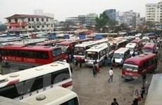 Giá vé xe khách trong dịp lễ tăng cao nhất tới 50%