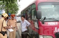 Hà Nội sẽ xử lý mạnh xe khách vi phạm dịp nghỉ lễ