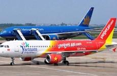 VietjetAir tạm dừng bay vì chim trời va vào động cơ