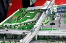 Hà Nội: Tháng 9, khởi công 4 ga đường sắt trên cao
