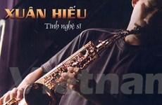 Nghệ sỹ saxophone Xuân Hiếu phát hành 2 album
