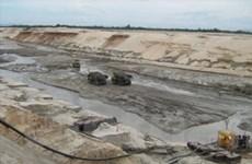 Lộ vỉa quặng sắt đầu tiên ở Thạch Khê-Hà Tĩnh
